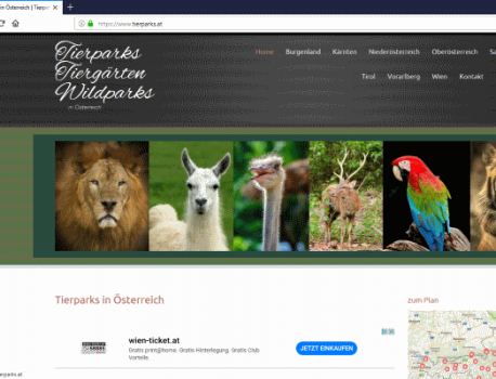 tierparks.at